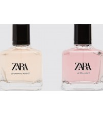 Туалетная вода Zara Gourmand Addict + Zara Ultra Juicy