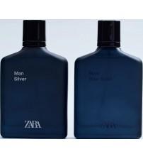 Туалетная Вода Zara Man Blue Spirit + Zara Man Silver