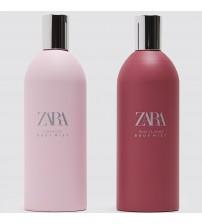Спрей для тела Zara Tuberose Body Mist + Zara Pink Flambe Body Mist