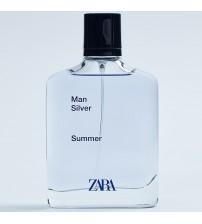 Туалетная вода Zara Man Silver Summer EDT