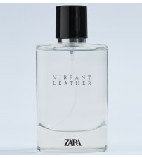 Парфюмированная вода Zara Vibrant Leather Limited Edition