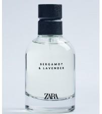 Парфюмированная вода Zara Bergamot & Lavender