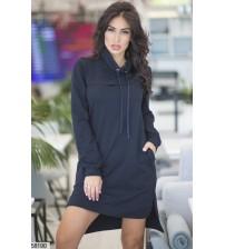 Платье-худи 58190