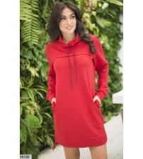 Платье-худи 58192
