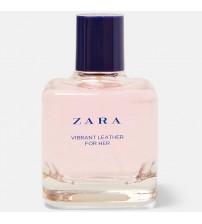 Туалетная вода Zara Vibrant Leather for her 2018