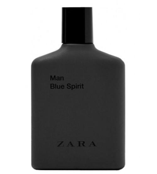 Туалетная вода Zara man blue spirit