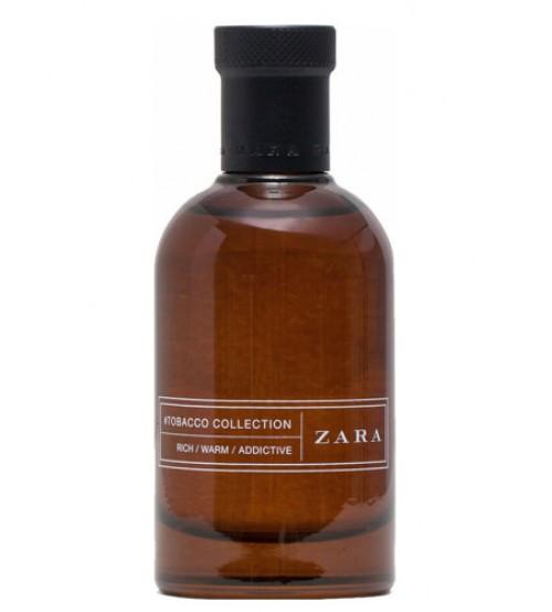 Zara tobacco collectionRich Warm Addictive