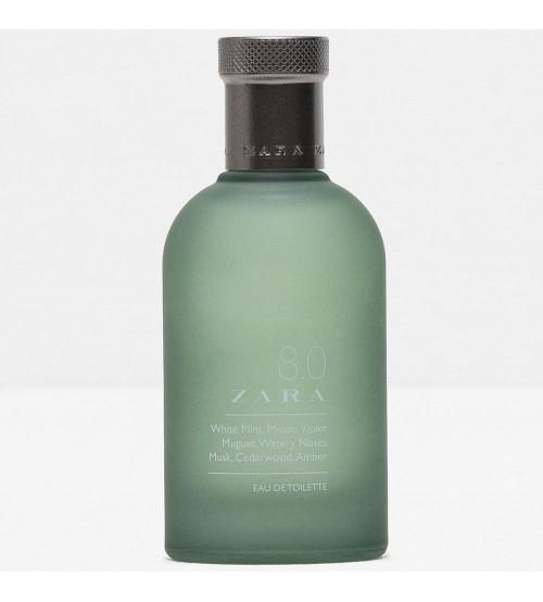 Туалетная вода ZARA 8.0