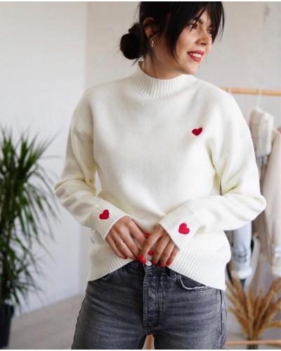 Шерстяные свитерки идеально подойдут на холодную зиму✨ . . ▫️Цвета: чёрный, белый, желтый, красный ▫️Размер: оверсайз 42-46 ▫️Ткань: шерстяная вязка ▫️Длина 65см . . Цена: 439